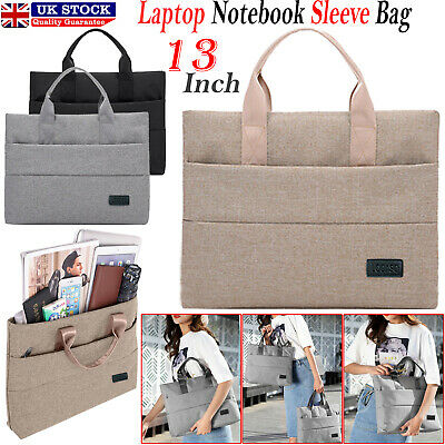 Ladies Women Laptop Hand Case Cover Bag For Notebook Laptop Tablet Phone Uk • 8.95£