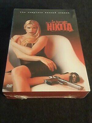 La Femme Nikita: The Complete Second Season DVD, Eugene Robert Glazer, Alberta W • 32.07£