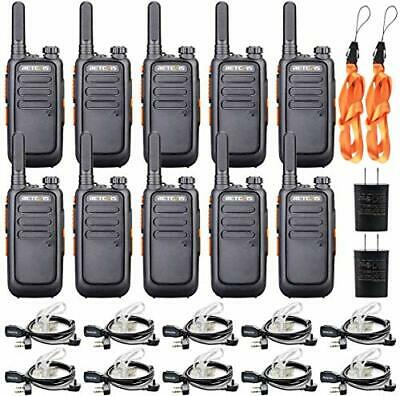 $ CDN289.19 • Buy Retevis RT69 Walkie Talkies Long Range,Two-Way Radios Rechargeable,2 Way Radio