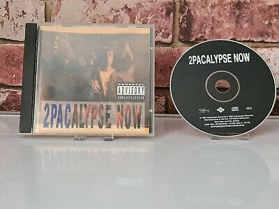 2Pac - Alypse Now (Parental Advisory, 1997) • 3.89£