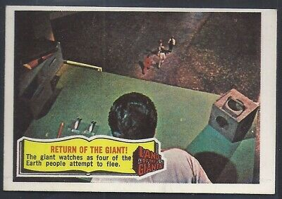 A&bc-land Of The Giants-#32- Quality Card!!! • 5.39£