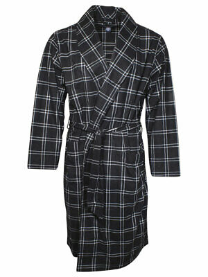 £57.53 • Buy Tommy Hilfiger Cozy Fleece Robe Men's Dressing Gown (One Size Fits Most)