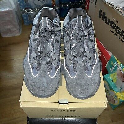 $ CDN473.69 • Buy Yeezy 500 Utility Black Size 10 EXCELLENT CONDITION