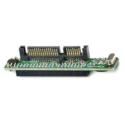 IDE 44pin 2.5  HDD Drive Female To 7+15pin Male SATA Adapter Converter New Card • 3.43£