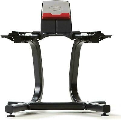 $ CDN274.64 • Buy Bowflex SelectTech Dumbbell Stand With Media Rack NEW DELIVERS Sept 10