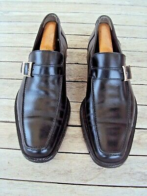 MORESCHI For RUSSELL & BROMLEY - MONK SHOES 6.5 • 44£