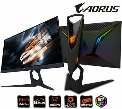 AU744 • Buy Gigabyte AORUS KD25F 24.5  240Hz 0.5ms FHD FreeSync Gaming WLED Monitor
