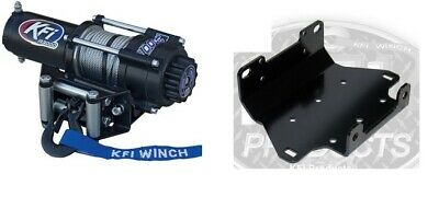 AU405.02 • Buy KFI 3000 LB Winch And Mount Kit For Yamaha Grizzly 550 09-14 Grizzly 700 07-15