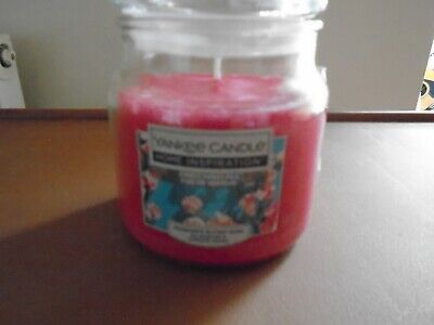 Yankee Candle Home Inspiration Simply Sweet Pea 340g NEW • 15.99£