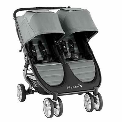 £494.99 • Buy Baby Jogger City Mini 2 Double Pushchair   Lightweight, Foldable & Compact