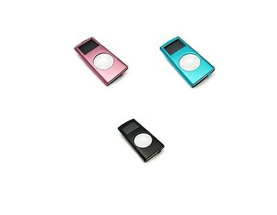 £3.59 • Buy For Apple IPod Nano 2nd Gen Aluminum Metal Hard Case Cover Protector