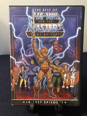 $7.59 • Buy The Best Of He-Man And The Masters Of The Universe - DVD - Excellent Condition