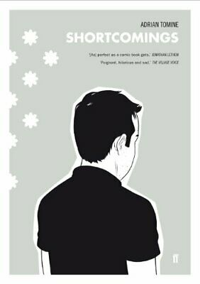 Shortcomings, Paperback,  By Adrian Tomine • 10.82£