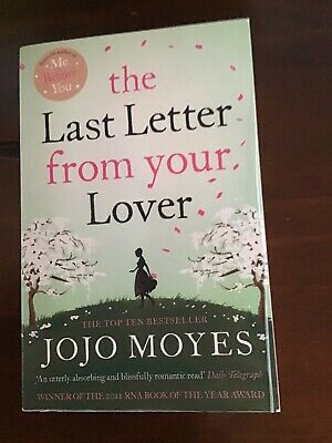 AU5 • Buy The Last Letter From Your Lover By Jojo Moyes (Paperback, 2011)