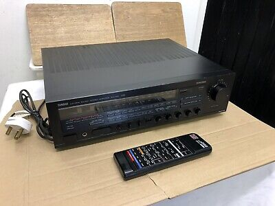 Yamaha Amplifier AVX- 100 With Remote -WORKING • 120£
