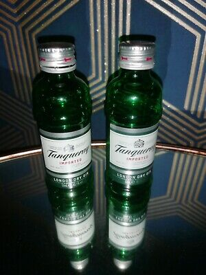 Tanqueray London Dry Gin Miniature Salt & Pepper Shakers Christmas Present Gift • 4.99£