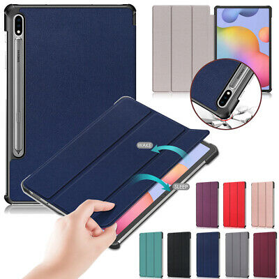 Tablet Leather Case Magnetic Flip Cover For Samsung Galaxy Tab S7 T870/T875 11in • 11.64£