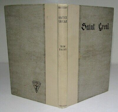 £15 • Buy SAINT GREAL The Holy Grail KING ARTHUR Legends In Welsh Language Folklore 1933