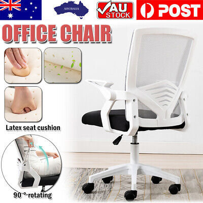 AU88.99 • Buy 2020 Office Chair Gaming Computer Mesh Chairs Ergonomic Executive Mid Back NEW