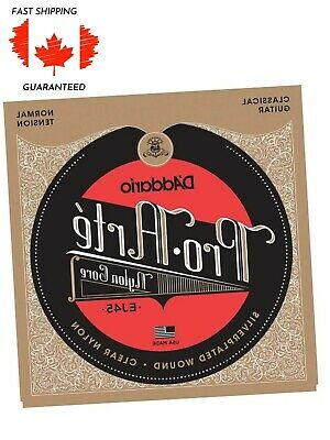 $ CDN14.89 • Buy Guitar Nylon Classical Strings Normal Tension For Consistent Precise Intonation