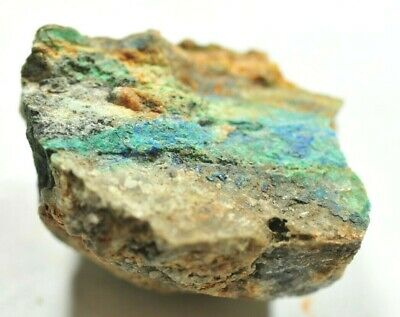 NATURAL SPECIMEN Of COPPER BASED MINERAL, ROUGHTON GILL, CUMBRIA, UK 3 Cm 45 Gms • 9.99£