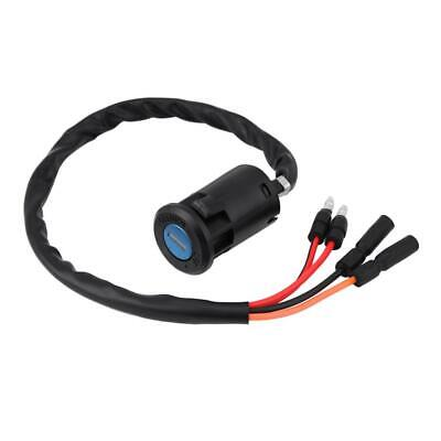 $ CDN14.47 • Buy Ignition Key Switch Compatible For H-wave 300