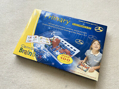 £20 • Buy Cambridge BrainBox Primary Electronics Kit