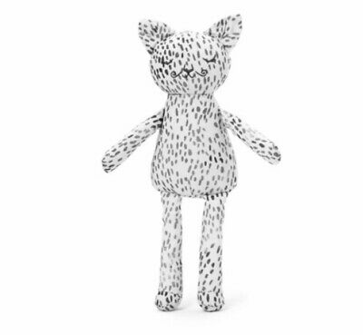 ✨ Elodie Details Dots Of Fauna Kitty Baby Snuggle Bear Toy ✨ • 11£