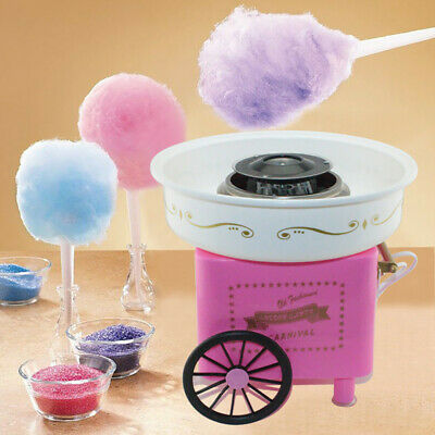 Electric Cotton Candy Machine Candy Floss Maker Commercial Grade • 43.68£