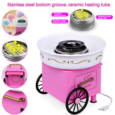 Electric Cotton Candy Machine Candy Floss Maker Commercial Grade  BRANDNEW! UK • 43.36£
