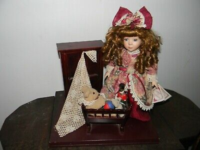$ CDN44.18 • Buy Vintage Victorian Collector's Porcelain Dolls And Friends