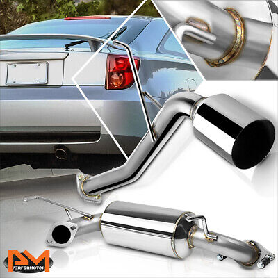 AU170.27 • Buy For 00-05 Celica GT/GTS 2ZZ-GE 4.5  Muffler Tip Stainless Catback Exhaust System