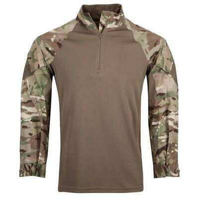 British Army PCS MTP UBACS Shirt Under Body Armour Combat Shirt Grade 1 & NEW • 19.99£