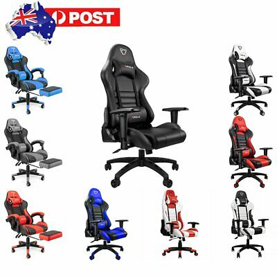 AU149.99 • Buy Furgle Executive Gaming Chair Office Computer Seating Racing Premium PU Leather