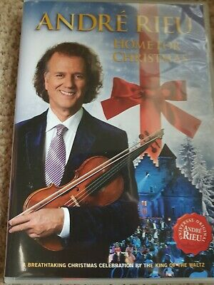 Andre Rieu Home For Christmas DVD With Very Fast And Free UK Shipping • 3£