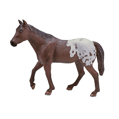 Mojo APPALOOSA HORSE Toys Model Figure Kids Girls Plastic Animal Farm Figurine • 9.75£