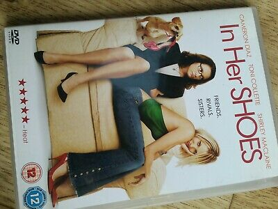 In Her Shoes (DVD, 2006), Disc, Case & Artwork Included In Sale • 0.99£