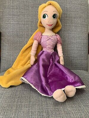 Disney Store Princess Tangled Rapunzel 20  Large Plush Soft Doll Toy • 3.70£
