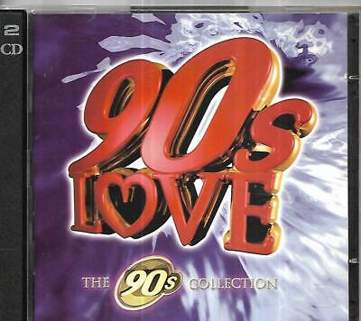 Time Life - The 90's Collection - Love • 8£