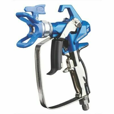 Brand NEW GRACO 17Y042 Contractor PC Airless Spray Gun With RAC X 517 SwitchTip • 173.17£