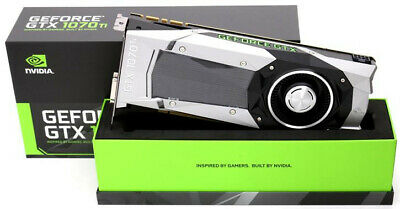 $ CDN360 • Buy NVIDIA GeForce GTX 1070 Ti - FE Founder's Edition 8GB GDDR5 Graphics Card...