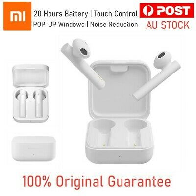 AU40.99 • Buy Xiaomi Bluetooth Headphones Mi Wireless Earphones Noise Cancelling Touch Control