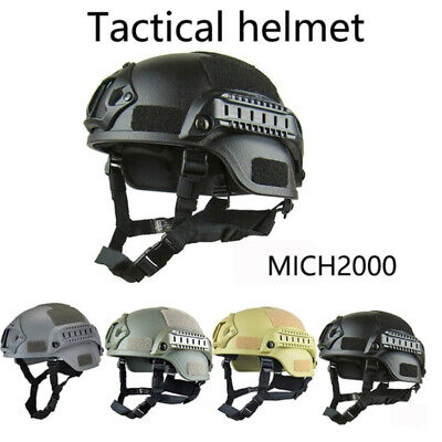 £18.61 • Buy New Tactical Airsoft Paintball Military Protective SWAT Fast Helmet CombatLDPT
