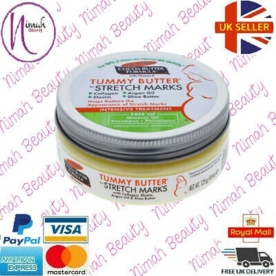 Palmer's Cocoa Butter Tummy Butter For Stretch Marks 125g • 6.99£