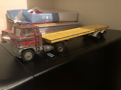 Corgi Major Ford Truck & Articulated Trailer • 14£