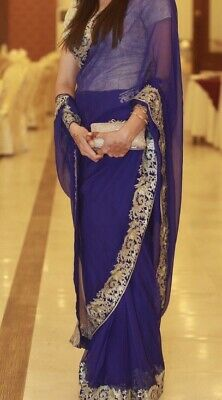 Indian Party Saree Used • 20£