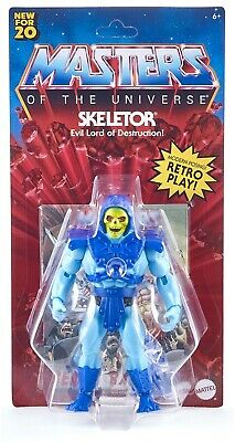 $34.99 • Buy 2020 Masters Of The Universe Origins Skeletor Battle Figure Walmart MOTU 5.5""