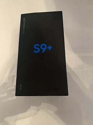 $ CDN512.03 • Buy NEW UNLOCKED Samsung Galaxy S9 PLUS 64GB BLACK S9+ T-MOBILE AT&T