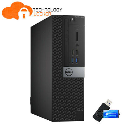 AU356.15 • Buy Dell Optiplex 5040 SFF Desktop PC I5-6500 Quad-Core 8GB RAM 1TB HDD Window 10