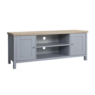 AU136.89 • Buy Artiss TV Cabinet Entertainment Unit Stand French Provincial Storage Shelf Woode